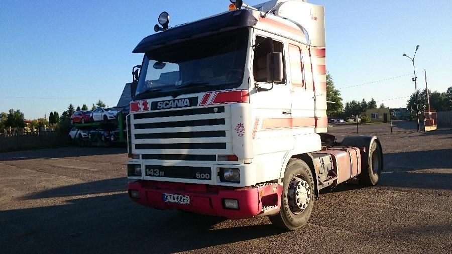 Skup samochodów ciężarowych (2)