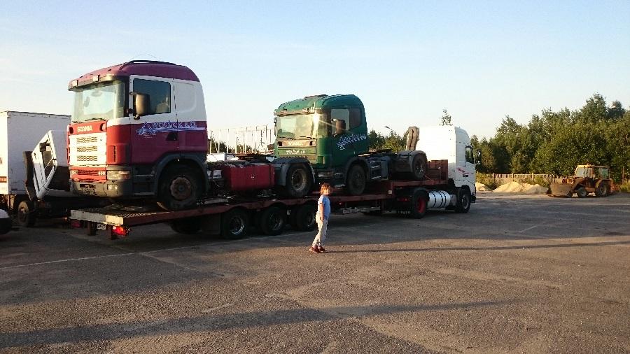 Skup samochodów ciężarowych (3)